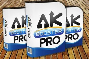AK Booster Pro Crack Unlimited User License Free Download