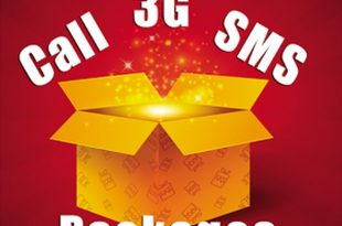 Download Mobile Packages 3G, SMS & Call App Free