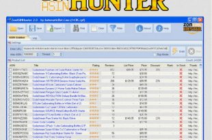 Download ZON ASIN HUNTER Software Full FreeDownload ZON ASIN HUNTER Software Full Free