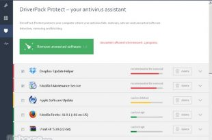 DriverPack Solution Online 17.7.83 Software Download for Windows
