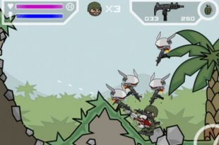 Mini Militia Wall Hack & Unlimited Health Hack Download Free