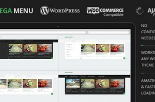 WP Mega Menu Plugin Download Free