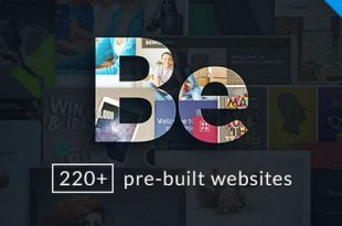 BeTheme - Responsive Multi-Purpose WordPress