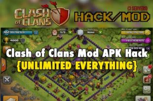 Download Clash of Clans Mod Apk Hack Latest Version Free