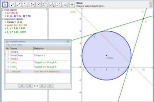 Download GeoGebra Dynamic Mathematics Tools Free