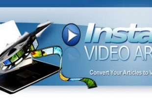 Download Instant Video Articles Software Free