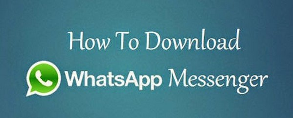 Download WhatsApp Messenger for Android Mobile