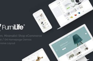 Furnilife V1.0 – Furniture, Decorations & Supplies Opencart Theme