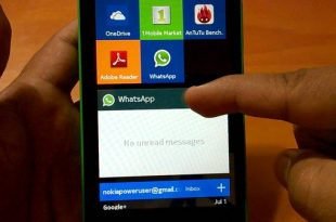 WhatsApp Messenger Free Software Download for Nokia X2-01