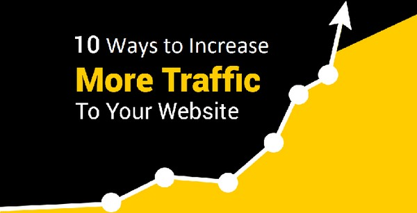 10 Ways to Drive Traffic to Your Website Download Free