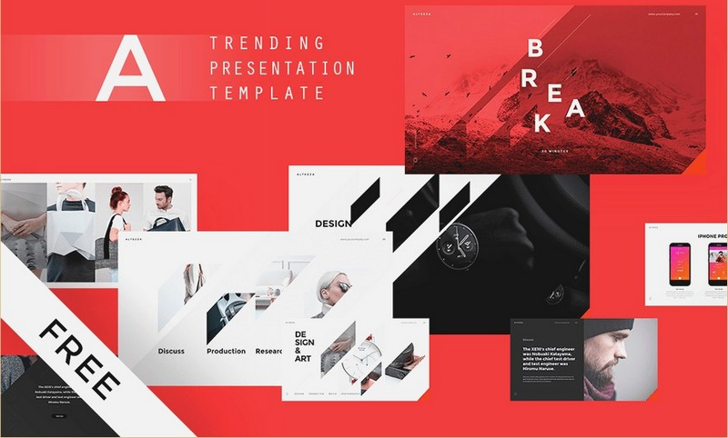 Best 2018 Presentation Templates - Unlimited Downloads