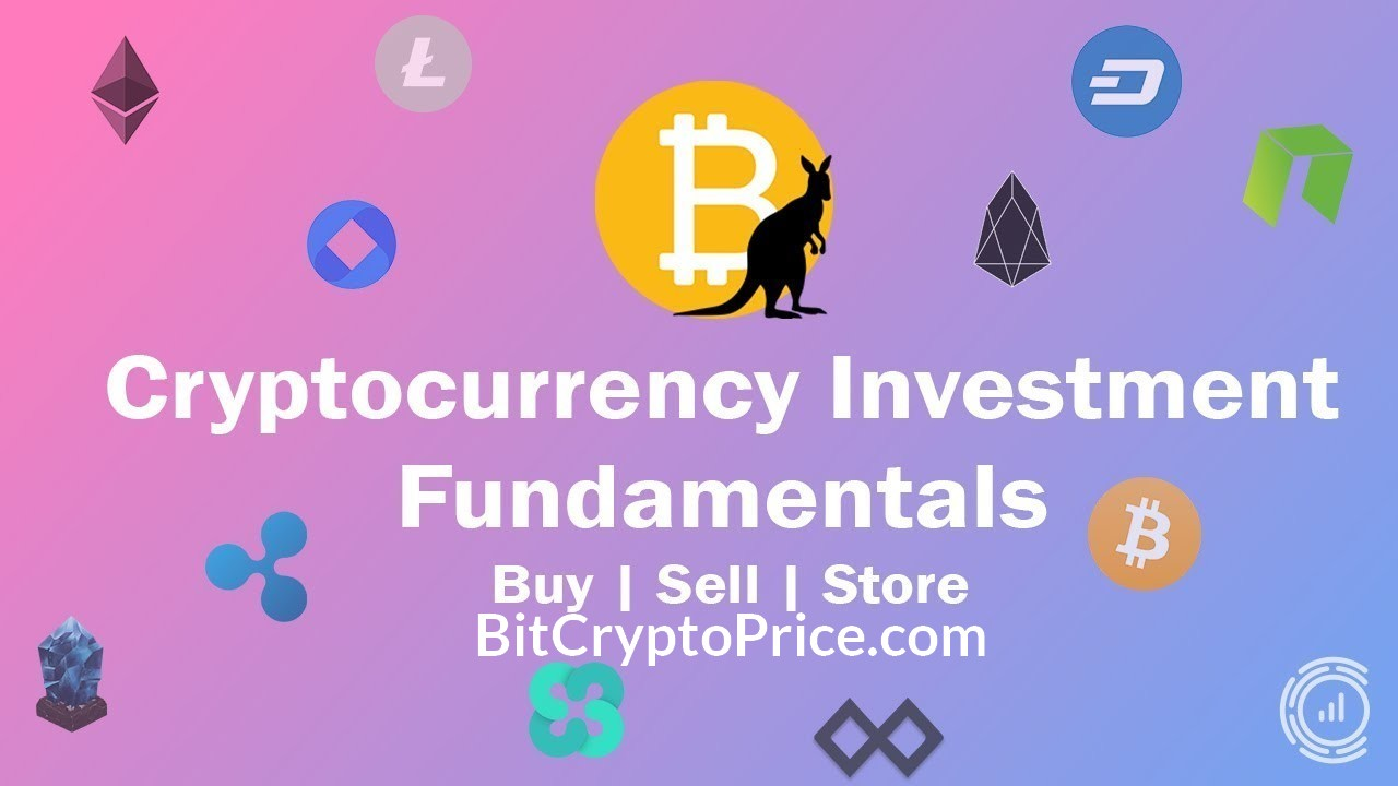 Best Cryptocurrency Investment Course 2018