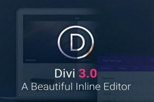 Divi v3.0.102 - Elegantthemes Premium Wordpress Theme Download