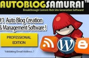 Download Auto Blog Samurai Software Free