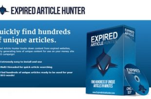 Download Expired Article Hunter Software Free