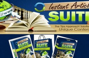 Download Instant Article Suite Free