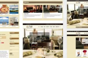 Food and Restaurant Shopify Wordpress Theme