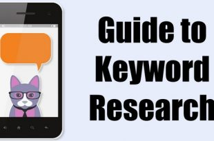 Keyword Research for SEO - The Definitive Guide 2018