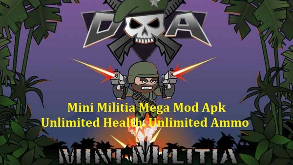 Mini Militia Hack Version APK 2018 Download Free