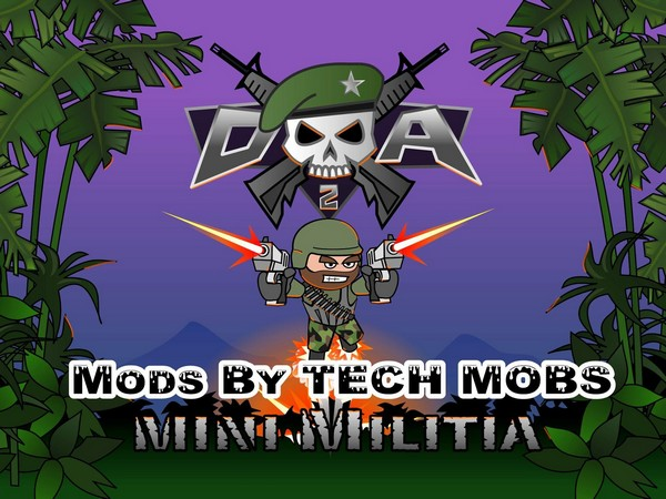 Mini Militia Mega Mod APK Latest Version Download