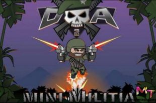 Mini Militia Mod APK Unlimited Health