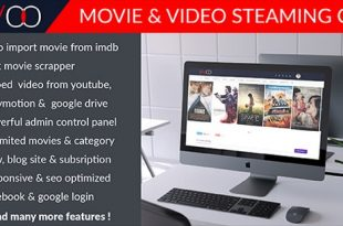 OVOO v2.0 – Movie & Video Streaming CMS with Unlimited TV-Series
