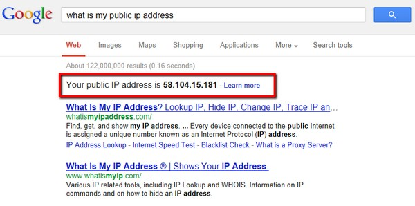 What is my IP Address Script v1.0 – PHP Script