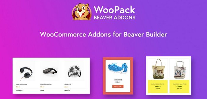 WooPack Beaver Addons - WooCommerce Modules for Beaver Builder