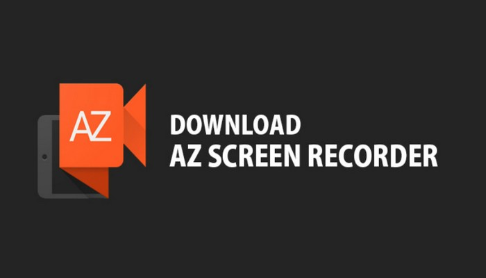 Download AZ Screen Recorder Apk Free For Android