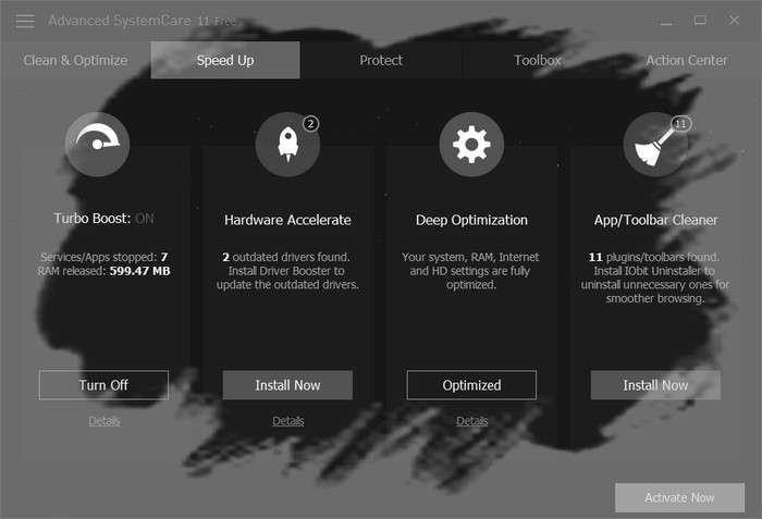 Download Advanced Systemcare Free Software For Windows