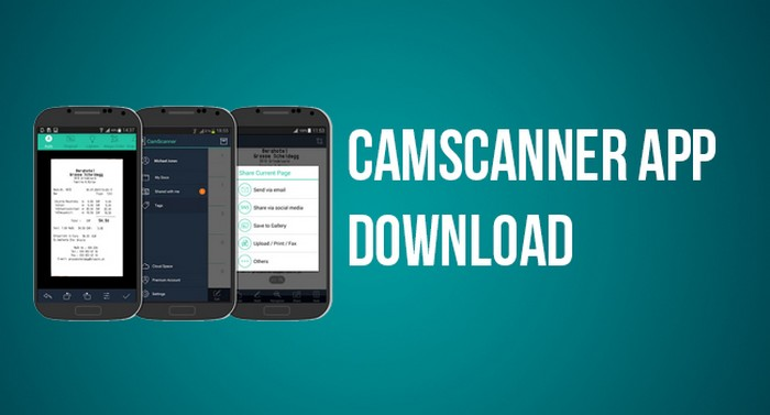 Download CamScanner Pro Apk Free
