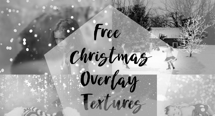 Download Christmas Photo Overlay and Texture Free