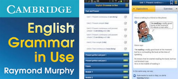 Download English Grammar In Use Full APK Latest