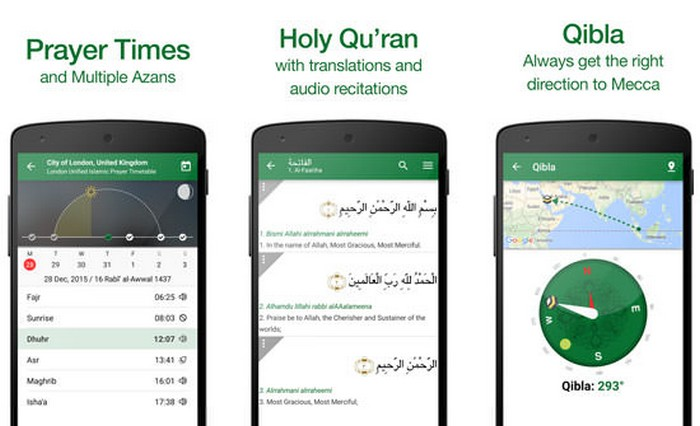 Download Muslim Pro Prayer Times Quran Premium Free