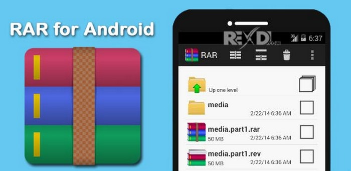 Download RAR For Android Apk Latest Version Free