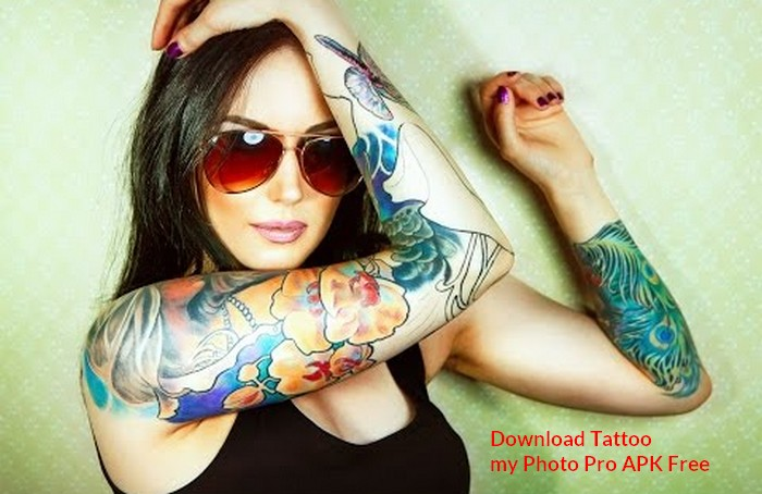 Download Tattoo my Photo Pro APK Free