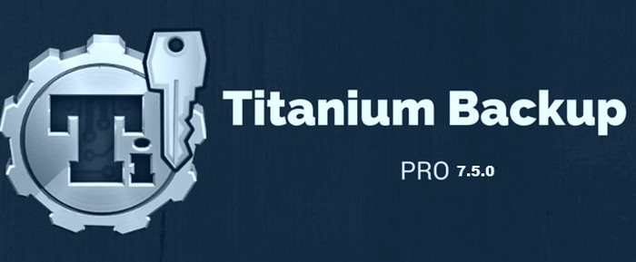 Download Titanium Backup Pro APK Latest Version Free