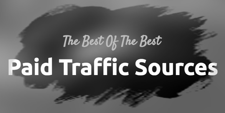 List of Paid Traffic Sources Download