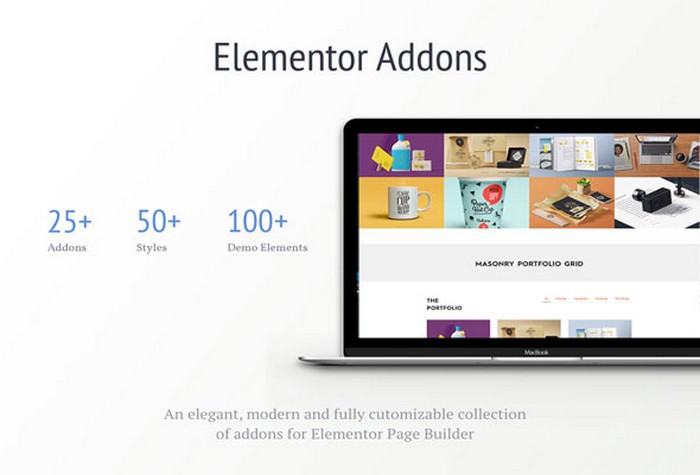 Livemesh - Addons for Elementor Pro v1.9.0 WordPress Plugin Download