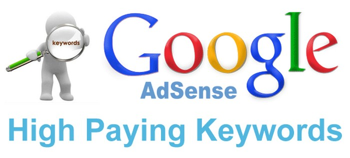 Top 60+ Google Adsense High Paying Keywords 2018 Niches List