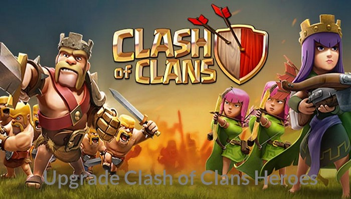 Upgrade Clash of Clans Heroes Using the Clash of Clans Unlimited Gems Hack