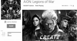 AION Legions of War APK Download