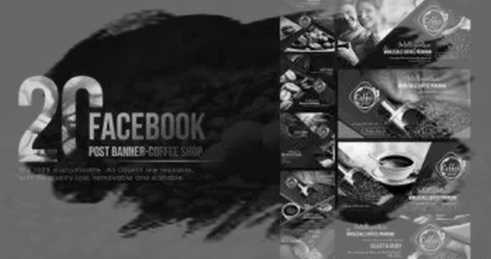 Download 20 Facebook Cover-Organic Shop PSD Free