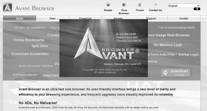 Download Avant Browser 2017 For Windows Free