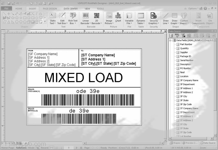 Download Barcode Label Generator Latest Software