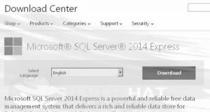Download Microsoft SQL Server Management Studio Express (64-bit)