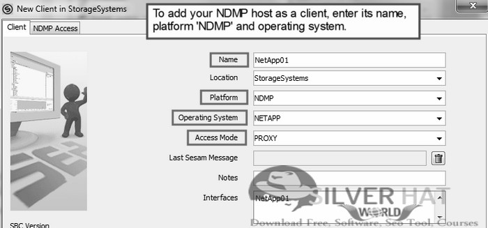 Download NDMP Backup Software