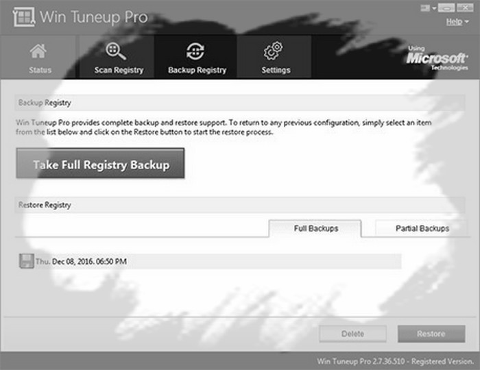 Download Win Tuneup Pro Free Software For Windows