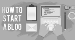 Guide To Start Blogging For Beginners