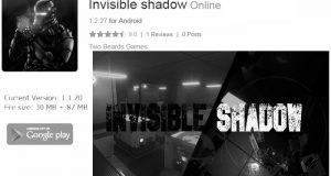 Invisible shadow Online APK Download